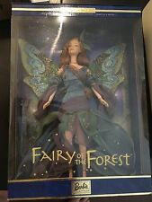 Fairy of the Forest Barbie, 1999, NIB, First in a Series, Collector's Edition