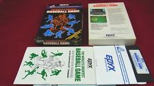 C64: The World's Greatest Baseball Game - Epyx 1983