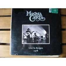 magna carta - live in bergen 1978      LP- reissue