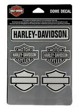 Harley Davidson Sticker Model Decal Sheet Bar & Shields Set