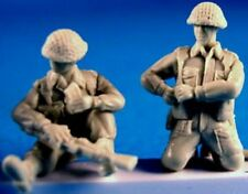 Milicast FIG066 1/76 Resin WWII British Tank Riders