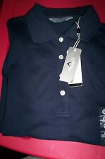 NWT! CALLAWAY MISSES WOMENS POLO GOLF SHIRT-NAVY BLUE-SMALL