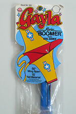 Vintage GAYLA SONIC BOOMER Twin Keel Guided Kite 1979 MIP USA