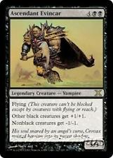 ASCENDANT EVINCAR Tenth Edition MTG Black Creature — Vampire RARE