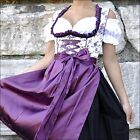 042. Oktoberfest Dirndl German Austrian Dress Sizes: 4.6.8.10.12.14.16.18.20.22