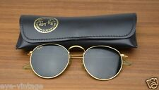 B&L Ray Ban Classic Round Vintage Bausch Lomb Glass Brille Outdoor Aviato Lennon