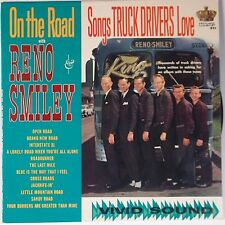 RENO & SMILEY: On The Road Songs Truck Drivers Love KING Vinyl LP RARE! VG++