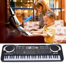 61 Keys Digital Music Electronic Keyboard BoardElectric Piano Talent Toys Gift