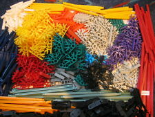 Big lot of Assorted selection of K'nex - 550 pieces.