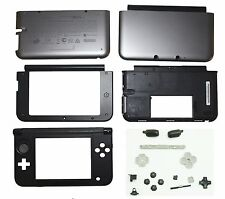 Nintendo 3DS XL Case Replacement *US Seller* Full Housing Shell (SILVER) N3DSXL