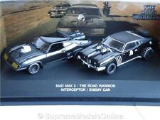 Mad max 2 the road warrior Intercepteur & ennemi voiture film 1/43 AUTOart iuop4893 - = -
