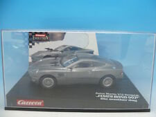 Carrera Bond Car aston Martin 25467 mint boxed