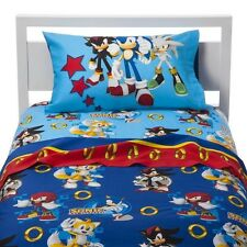 Sonic the Hedgehog Sheet Set - Twin