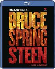 A Musicare Tribute To Bruce Springsteen [Blu-ray] NEU Live Concert