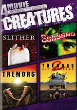 4-movie Midnight Marathon Pack-creatures [dvd] (Universal) (mcad61142801d)