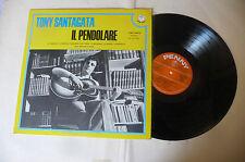 """TONY SANTAGATA """"IL PENDOLARE -disco 33 giri PENNY 1973"""""""