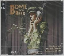DAVID BOWIE AT THE BEEB BEST OF BBC 68-72 - 2 CD SIGILLATO!!!