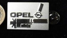 OPEL Pin Badge Grundsteinlegung neue Produktionstätte Rüsselsheim Vectra