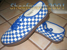 Vans Authentic Sample Checkerboard Blue White Gum Supreme 9 Syndicate