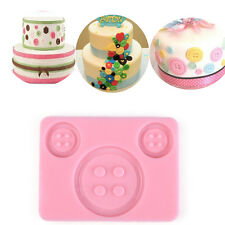 Silicone Button Cake Molds Wedding Decorating Supplies Chocolate Fondant Tools