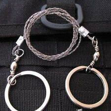 Practical Emergency Survival Stainless Steel Wire  Hiking Camping Climbing Gear