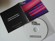 April Towers – Modern Psyche - 1 Track Promo 2015