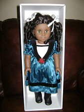 "AMERICAN GIRL DOLL 18"" HISTORICAL Girl CECILE Meet Outfit friend of Marie Grace"