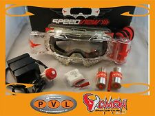 WiFi roll off gafas roll-off Motocross gafas RedRaven speedview Goggle MX SX SM