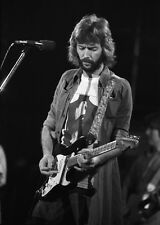 Eric Clapton Rock Blues Guitarist Glossy Photo Music Print Picture A4