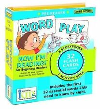 Now I'm Reading! Pre-Reader: Word Play (Nir! Leveled Readers), Mary Sullivan, No