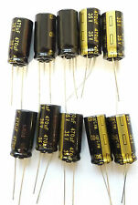 470uf 35v 105C LOW ESR Panasonic EEUFM1V471  Size 20mmx10mm Long Life x10pcs