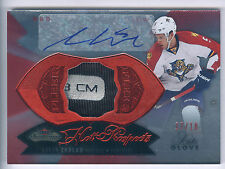 14/15 Showcase Red Glow #204 Aaron Ekblad Rookie Glove Patch Autograph #17/18