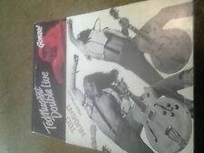 Ted Nugent Free For all (Vinyl, Epic records USA)plus Double Live Gonzo throw in