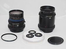 Mamiya RZ67 Pro II TWO lenses kit. ULD 50mm f/4.5 and Soft 180mm f/4 w/discs