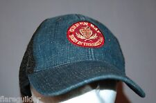 Green Day Denim Style Hat Adjustable Born in the East Bay NWT NEW Licensed