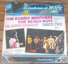 LA GRANDE STORIA DEL ROCK 12 (1981) Vinyl, LP, Gatefold - Curcio – GSR 12 NUOVO