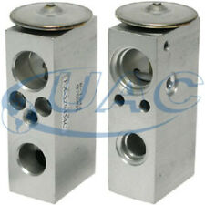 New AC A/C Thermostatic Expansion Valve Thermal TXV TX Valve H-Block (FRONT)