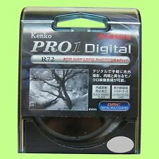 Kenko 67mm 67 mm Pro1 Pro 1 Digital Infrared R72 Filter Made in Japan