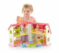Little People Doll House Fisher Price Sound Music Learning Motor Skills Toddler