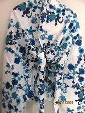 Beautiful Blue Sarong By kaleidoscope new with tags free P&P