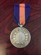 Rare 1876 Shooting Party Of Bone Algeria French Medal