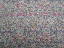 Liberty of London Tana Lawn Fabric 'Lodden F' Pinks 1.2 METRES (120cm) x 136cm