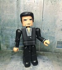 Mass Effect Minimates ILLUSIVE MAN Wave 1 Loose Gamestop Exclusive