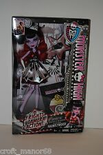 Monster High - Frights Camera Action! - Operetta - 2014