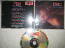 CD Princess ‎– All For Love - Red Hot (Acapella Mix) PWL SAW Polydor (c) 1988