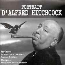PORTRAIT D'ALFRED HITCHCOCK - HERRMANN BERNARD (CD)