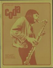 CODA 1973 Duke Jordan GUNTER HAMPEL Tubby Hayes HORACE PARLAN Jazz in POLAND