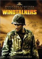 Brand New DVD Windtalkers (Special Director's Edition) (2002) Nicolas Cage