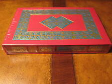 Easton Press Paulo Coelho: THE ALCHEMIST SIGNED/SEALED Deluxe Limited Edition