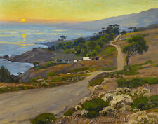 Wendt William The Old Coast Road Print 11 x 14  #3608